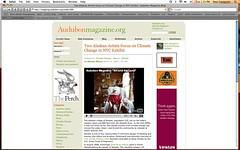 Audubon Magazine.