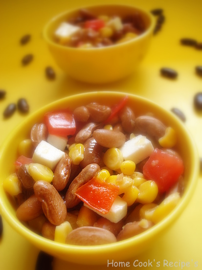 Mexican Kidney Bean Salad