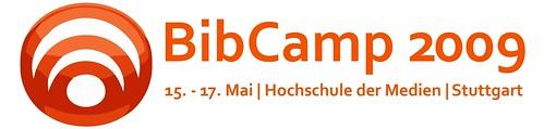 Logo des Bibcamp 2009
