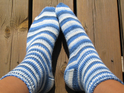 Summer socks