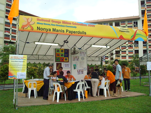 Nonya Manis at Orange Ribbon Carnival