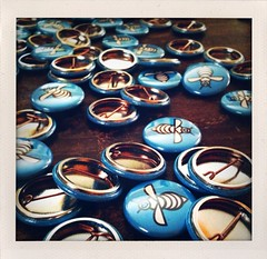 Buttons for @Bushwalla by @orangefriendly