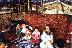 Iran, Gashgaie Tribe