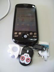HTC Magic (Japanese)