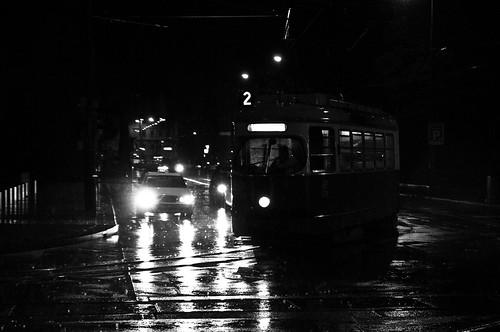 Lluvia de alto contraste