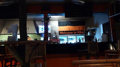 Koh Samui Restaurant RIKS @ Bangrak コサムイ レストラン 1