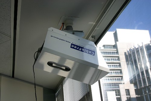 CableFree FSO installation in Australia