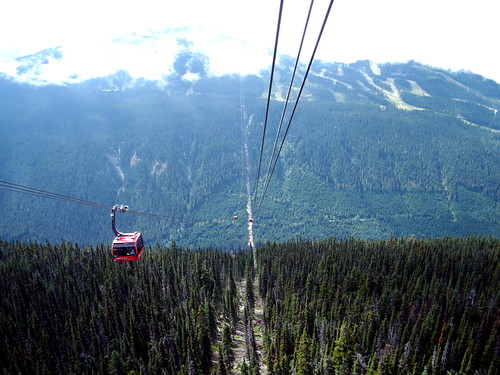 Peak to Peak - Whistler Blackcomb