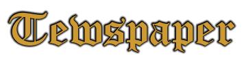 tewspaper
