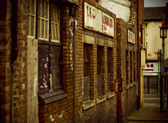 Knight St, Liverpool (MC @ Gu Bei in Shanghai) Tags: city urban liverpool graffiti nikon dereliction capitalofculture2008 nikond80