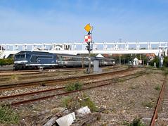 SNCF 67600 @ Etaples le Touquet
