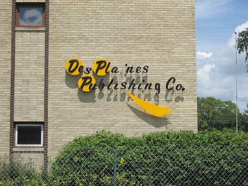 Des Plaines Publishing Company Building
