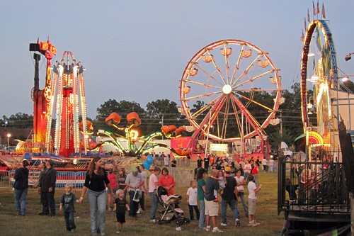 Polk County Fair 1
