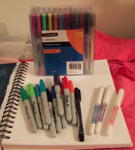 Pretty Pens