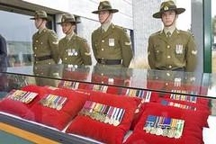 Waiouru Museum Medals