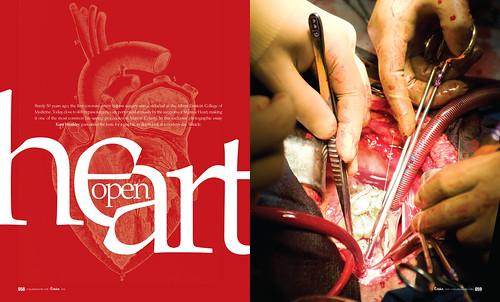 spread :: ocala magazine :: open heart