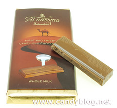 Al nassma Whole Milk camel milk chocolate