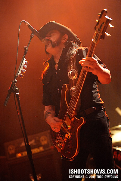 Concert Photos: Motörhead