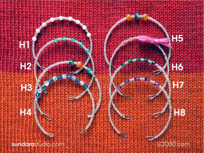 headband for Pullip, Dal & Blythe 1-8