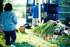 Thursday morning at the market