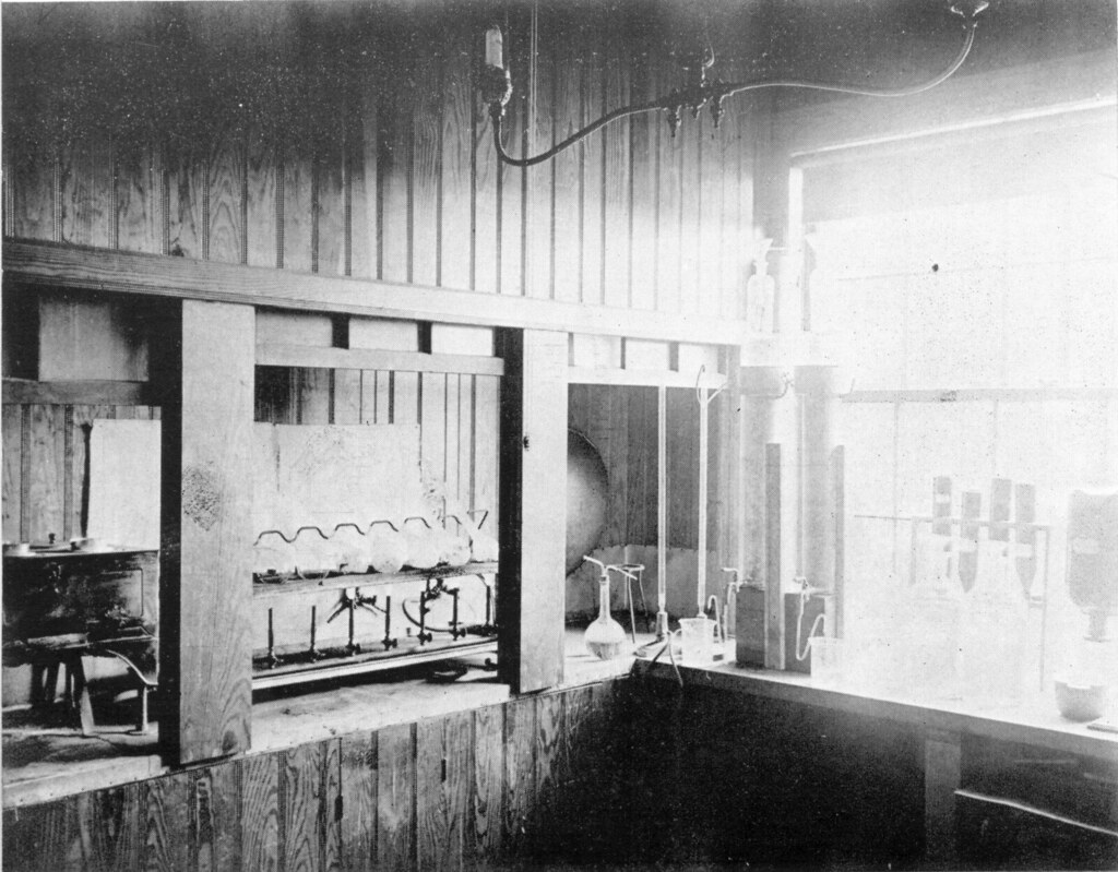 CHEMICAL LABORATORY -1905