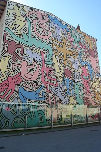 Fasadkonst i Pisa
