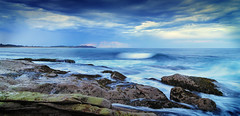 (Evan_Williams) Tags: ocean sea sky water clouds nikon rocks sydney australia tokina shore d300 deewhybeach 1116mm