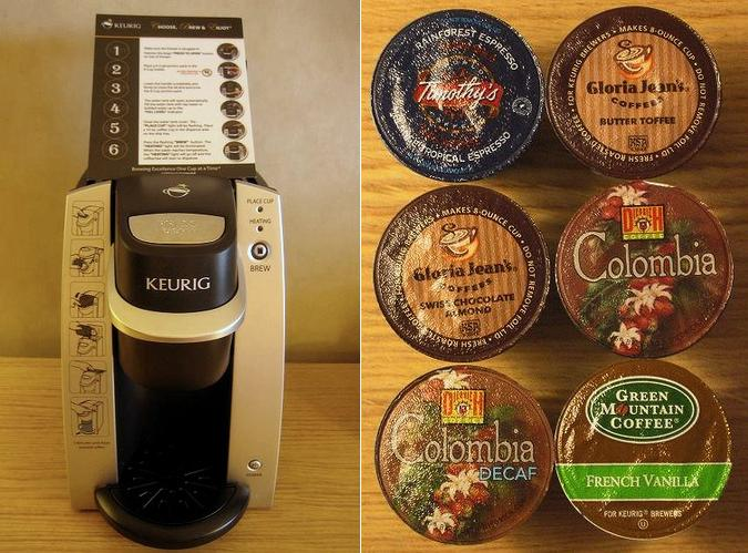 HoJo Anaheim & Keurig make the perfect start to your morning