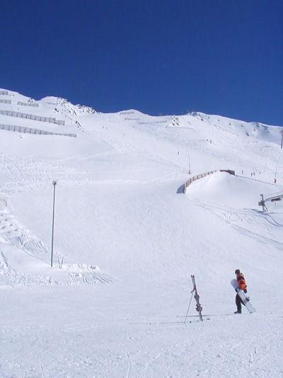 Obergurgle ski slope