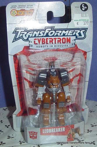 Leobreaker Cybertron Legends Transformers 001