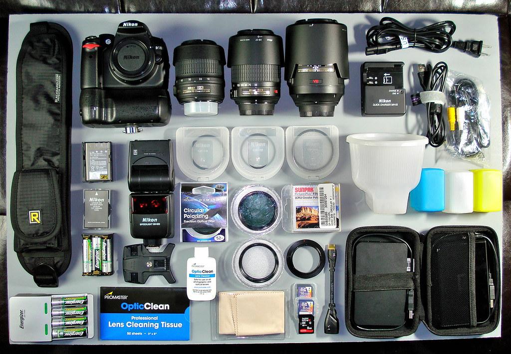 What's in my camera bag... [Nov 09]