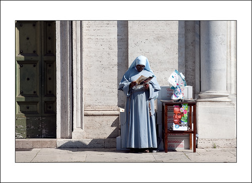 non in rome by hans van egdom