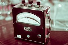 old vintage japanese bokeh antique voltmeter f12 mugfaker nikkor55f12