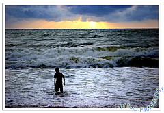 Yes, I love the sea (Yato) Tags: original beach nature indonesia landscape nikon playa pantai anyer selatsunda yato byyatoallrightsreserved beautifulinonesia