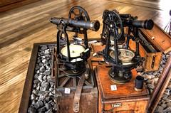 Topografo em HDR (bodimes) Tags: museu vale da locomotive vapor locomotiva locomotivaavapor locomotivavapor museudavale steamlocomotivesteam