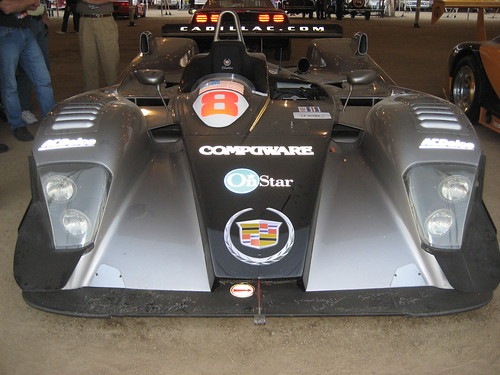 Cadillac LeMans Race Car