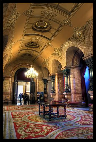 Parlamento de Cataluña Sala 3