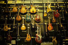 High Definition (Dalmatica) Tags: music home electric shop wall grunge guitars repetition rocknroll seatlle gitare muzika dalmatica marianatomas dsc0148