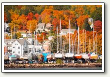 Bayfield waterfront