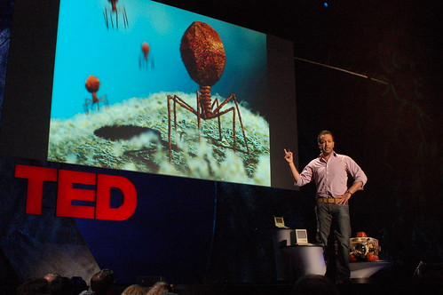 Nathan Wolfe at TED 2009
