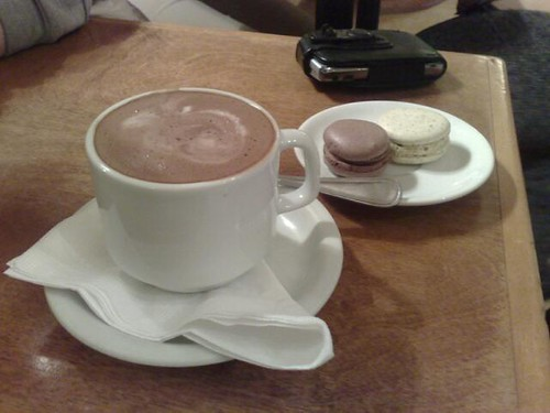 burdick's hot choco