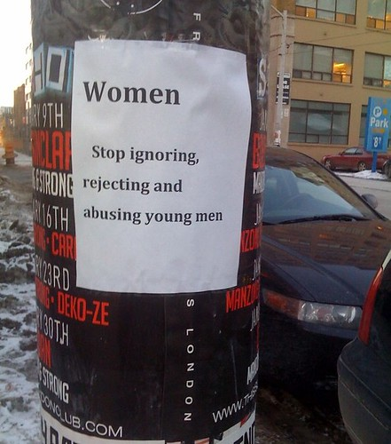 yeah, women! seriously!
