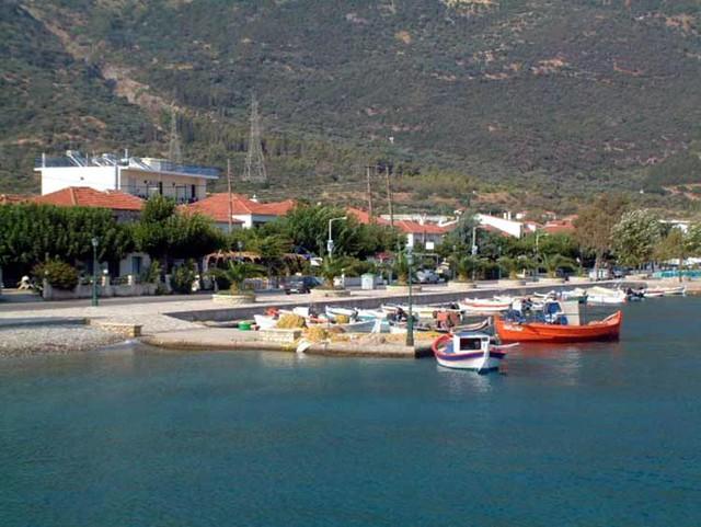 Στερεά Ελλάδα - Φωκίδα - Δήμος Ευπαλίου Μαραθιά, Φωκίδα