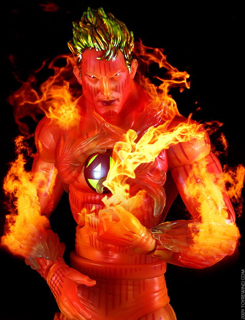 Marvel Legends Human Torch