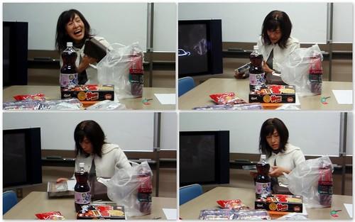 松田先生との最終授業