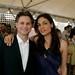 Jason Binn and Rosario Dawson