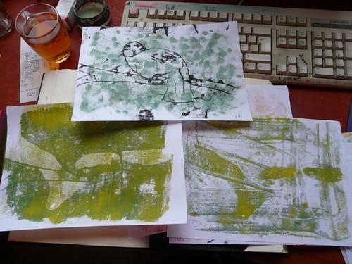 Monoprint 2