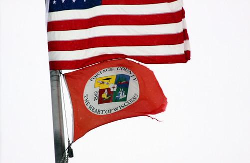 2) local flag