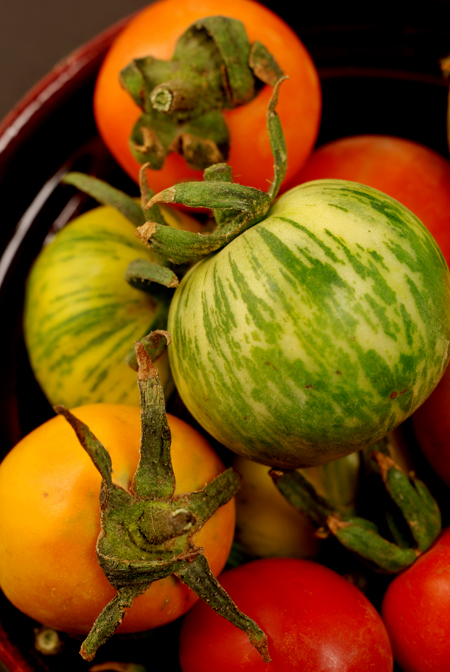 heirloom tomatoes© by haalo