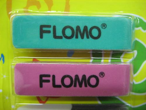 Flomo Erasers